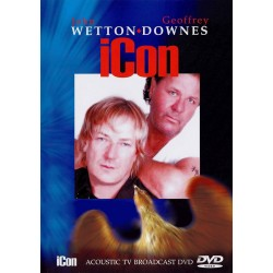 John Wetton / Geoffrey Downes - Icon - DVD