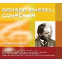 George Enescu - Composer - CD Digipack