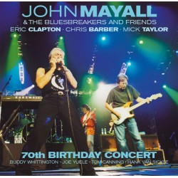John Mayall & The Bluesbreakers - 70th Birthday Concert - 2CD