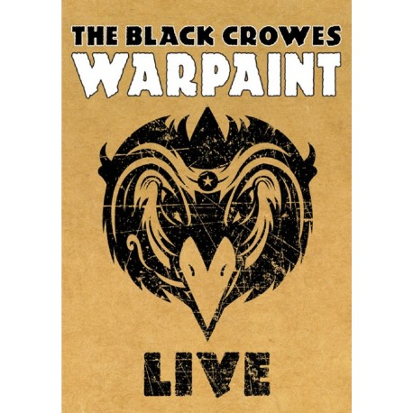 Black Crowes - Warpaint Live - DVD