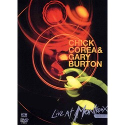 Chick Corea / Gary Burton - Live At Montreux 1997 - DVD