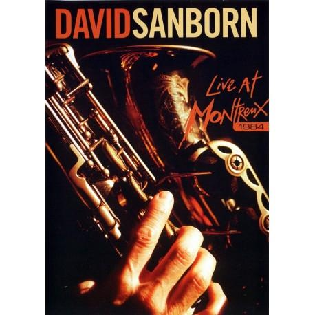 David Sanborn - Live At Montreux 1984 - DVD