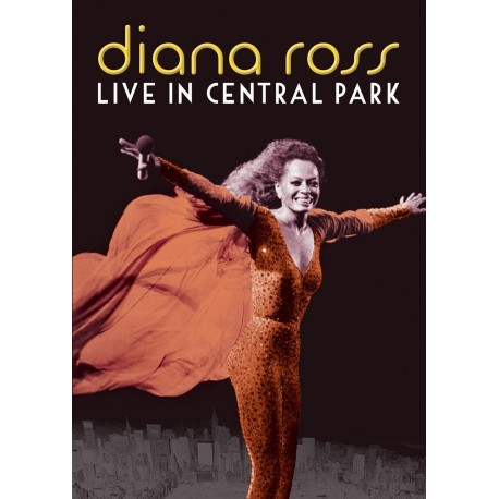 Diana Ross - Live In Central Park - DVD