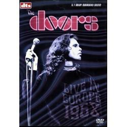 Doors - Live In Europe 1968 - DVD