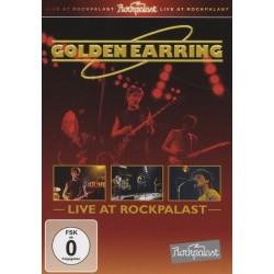 Golden Earring - Live At Rockpalast - DVD