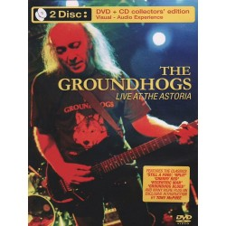 Groundhogs - Live At Astoria - DVD + CD