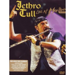Jethro Tull - Live At Montreux 2003 - DVD