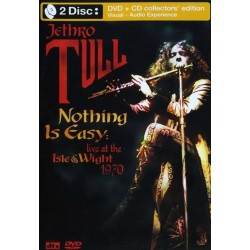 Jethro Tull - Nothing Is Easy - Live At The Isle Of Wight 1970 - DVD+CD