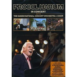 Procol Harum - In Concert With The Danish National Concert Orchestra & Choir - DVD