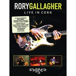 Rory Gallagher - Live In Cork - DVD