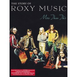 Roxy Music - More Than This - DVD digipack