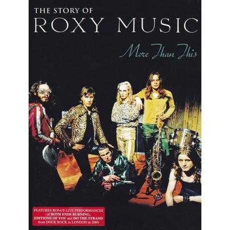 Roxy Music - More Than This - DVD digipack