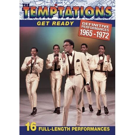 Temptations - Definitive Performances 1965-1972 - DVD
