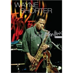 Wayne Shorter - Live At Montreux 1996 - DVD