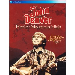 John Denver - Rocky Mountain High - Live In Japan 1981 - DVD