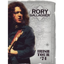 Rory Gallagher - Irish Tour 1974 - DVD