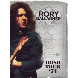 Rory Gallagher - Irish Tour 1974 - DVD