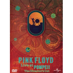Pink Floyd - Live At Pompeii (Director Cut) - DVD