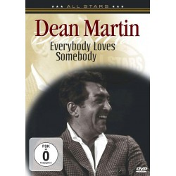Dean Martin - In Concert - Everbody Loves Somebody - DVD