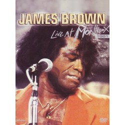 James Brown - Live In Montreux 1981 - DVD