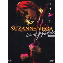 Suzanne Vega - Live At Montreux 2004 - DVD