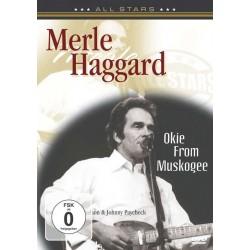 Merle Haggard - Okie From Muskogee - DVD