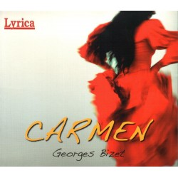 Georges Bizet - Carmen - 2CD vinyl replica