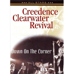 Creedence Clearwater Revival - Down On The Corner - DVD