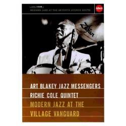 Art Blakey Jazz Messengers / Richie Cole Quintet – Modern Jazz At The Village Vanguard - DVD