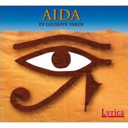 Giuseppe Verdi - Aida - 2CD vinyl replica