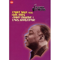 Basie / Hines / Rushing / Armstrong - 20th Century Jazz Masters - DVD