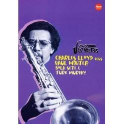 Charles Lloyd, Paul Winter, Bola Sete & Turk Murphy - 20th Century Jazz Masters - DVD