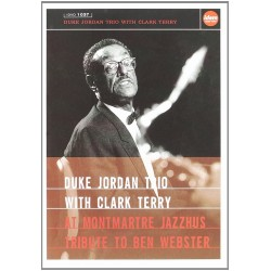Duke Jordan Trio - In Europe With Clark Terry: At Montmartre Jazzhus - Tribute to Ben Webster - DVD