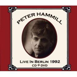 Peter Hammill - Live In Berlin 1992 - 2CD + DVD