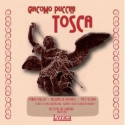 Giacomo Puccini - Tosca - 2CD vinyl replica
