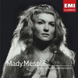 Mady Mesple - Edition du 80 anniversaire - 4CD