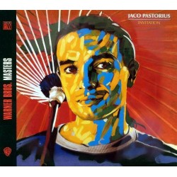 Jaco Pastorius - Invitation - CD digipack