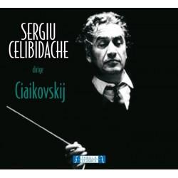 Sergiu Celibidache - Dirige Tschaikowsky, Schubert - CD digipack