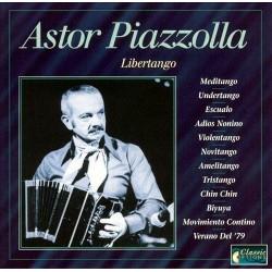 Astor Piazzolla - Libertango - CD
