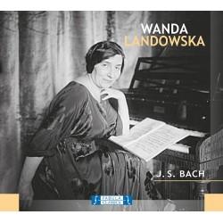 Johann Sebastian Bach - Concerto Italiano (Wanda Landowska) - CD digipack