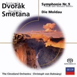 Antonin Dvorak / Bedrich Smetana - Symphonie Nr.9 / Die Moldau - Hybrid SACD