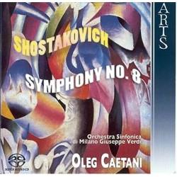 Dmitri Shostakovich - Symphony No. 8 - SACD