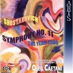 "Dmitri Shostakovich - Symphony No. 11 ""The Year 1905"" - SACD"