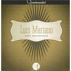 Luis Mariano - Best recordings - CD