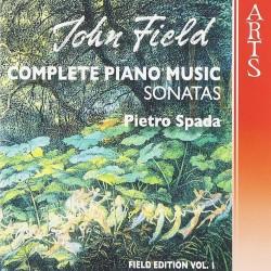 John Field - Complete Piano Music Sonatas - CD