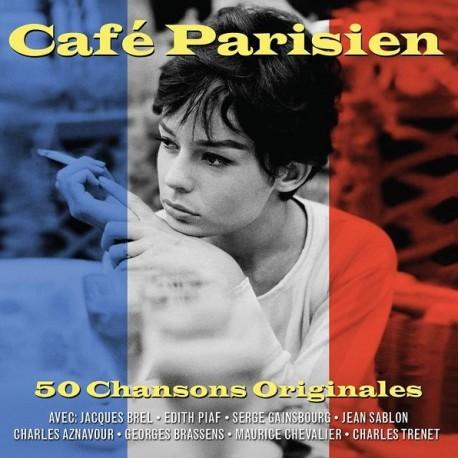 V/A - Café Parisien - 2CD