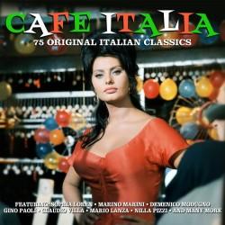 V/A - Cafe Italia - 3CD digipack