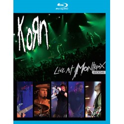 Korn - Live At Montreux 2004 - Blu-ray