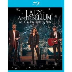 Lady Antebellum - Live: On This Winter's Night - Blu-ray