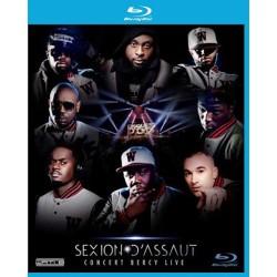 Sexion D'assaut - L'apogee A Bercy - Blu-ray